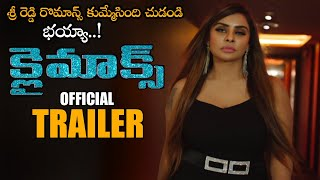 Download Sri Reddy CLIMAX Movie Official Trailer || Rajendra Prasad || Sasha Singh || NS