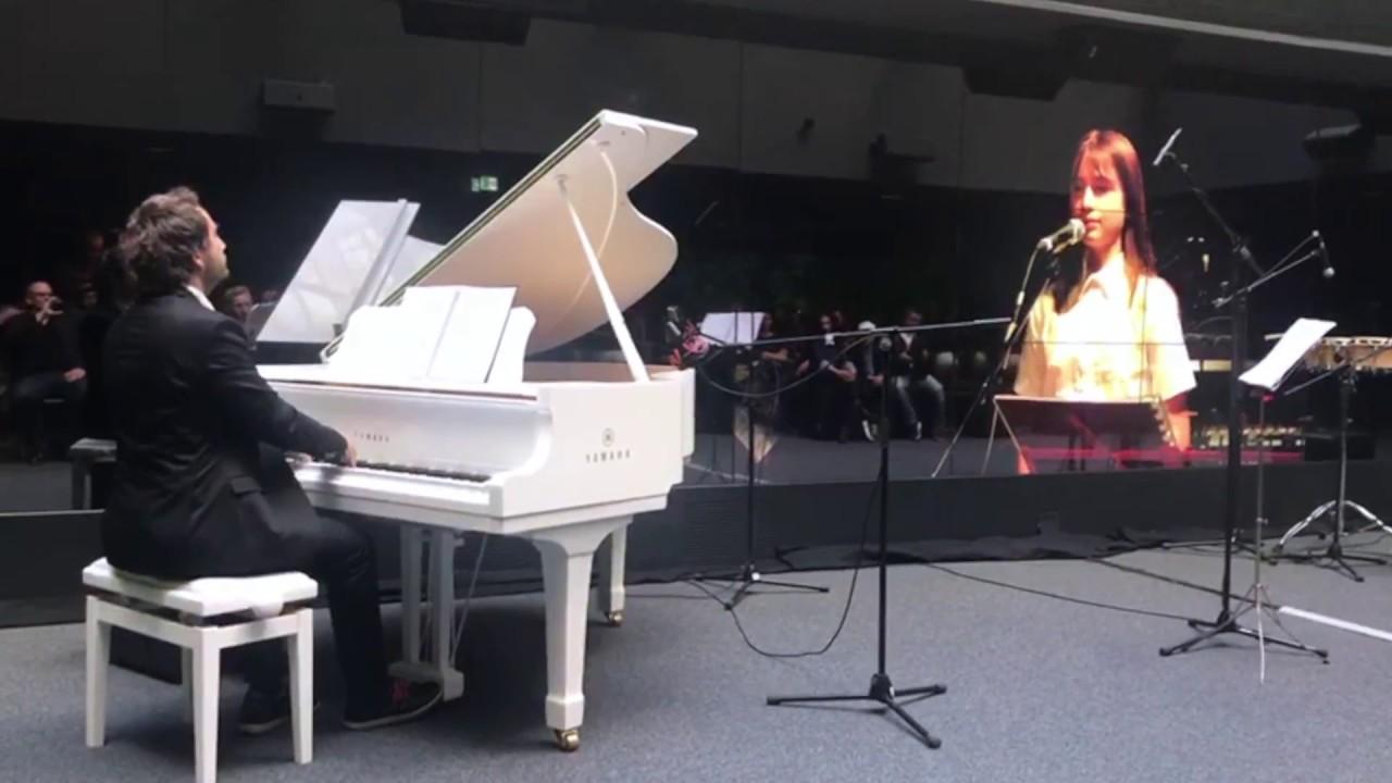 World's First 5G Distributed Concert London - Berlin