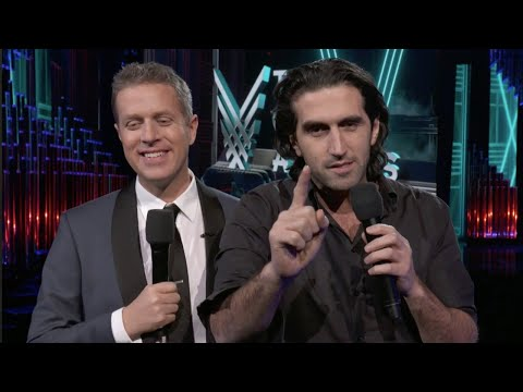 A Way Out Dev on EA: 'All Publishers F*** Up Sometimes' - The Game Awards 2017