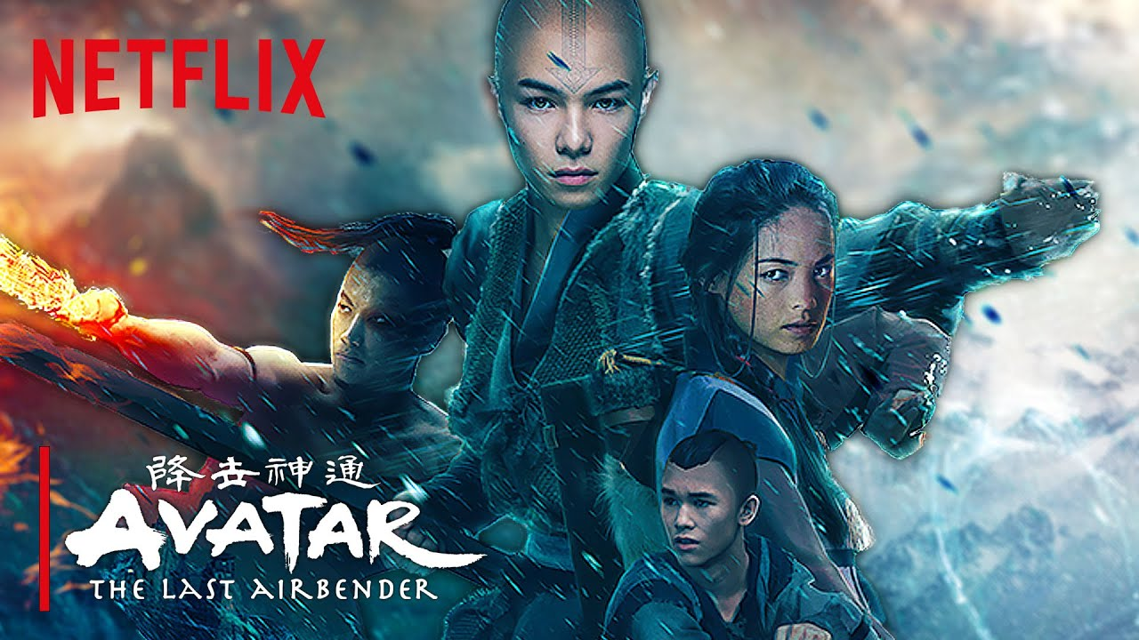 Avatar The Last Airbender Netflix Preview | Season 1 New Details ...