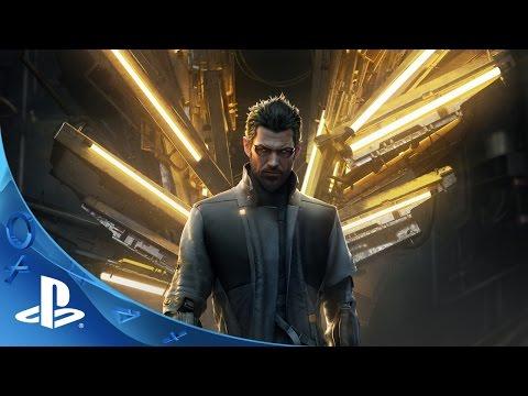 Deus Ex: Mankind Divided - Adam Jensen 2.0 Trailer | PS4