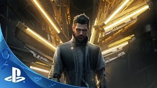 httpswwwplaystationcomenusgamesdeusexmankinddividedps4 Adam Jensen is the next step in human evolution In Deus Ex Mankind Divided he is