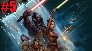 прохождение Star Wars: KotOR #5 Тарис Канализация
