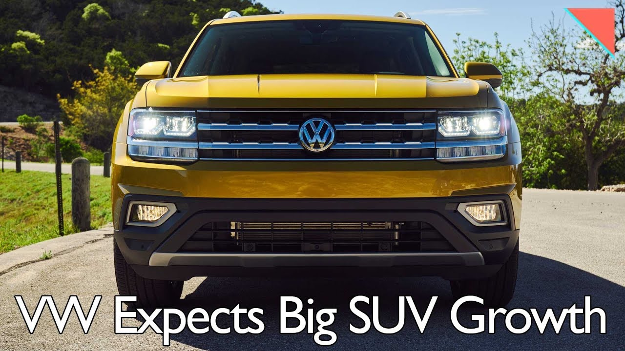 VW\'s SUV Growth, Global Car Sales Grow - Autoline Daily 2182 - YouTube