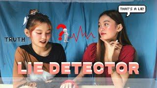LIE DETECTOR TEST (Nagkaalaman na) | Baybayon Twins