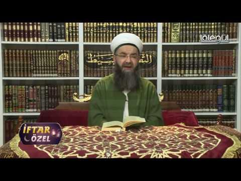 12 Haziran 2016 Tarihli İFTAR Sohbeti - Cübbeli Ahmet Hocaefendi