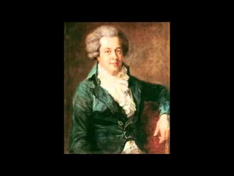 W. A. Mozart - KV 552 - Lied: Beim Auszug in das Feld in A major