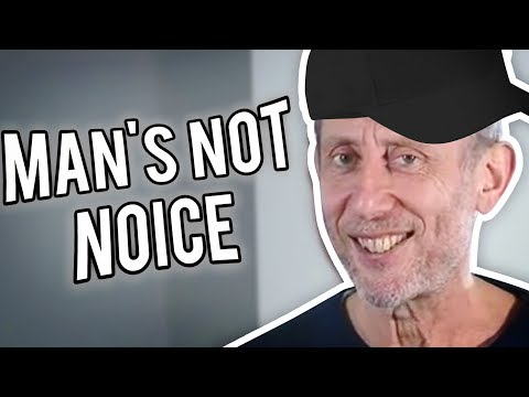 man s not noice by misterlucca michael rosen know your meme