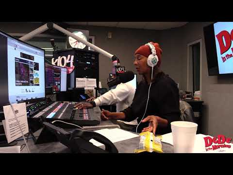 DeDe's Hot Topic 10-15-2018 -Yella Beezy Gets Shot and Cowboys WIN!!