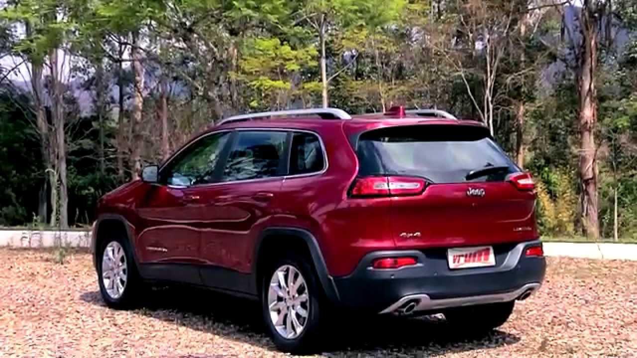 Vrum testa a nova geração do Jeep Cherokee - YouTube