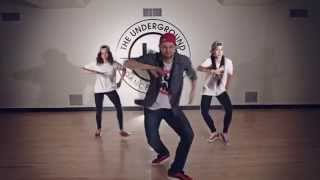 Usher ft. Nicki Minaj / She Came To Give It To You / Choreography: Miha Matevzic