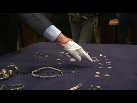 euronews (deutsch): Schatzfund auf Sylt: Schon Wikinger waren nicht arm