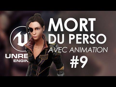 Mort du personnage - Tuto Unreal Engine 4 FR