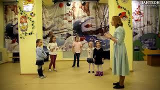 Открытый урок вокала, младшая группа, школа искусств Пантеон