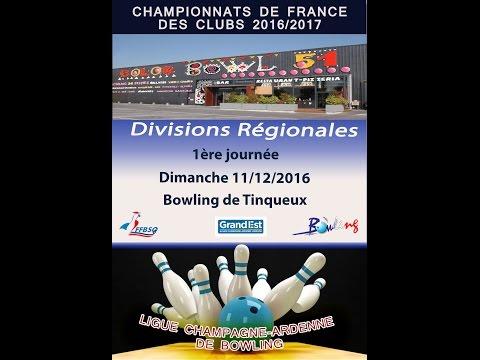 championnat de France des clubs de bowling