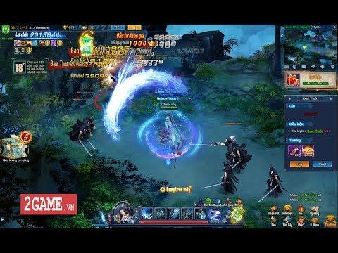 Cận cảnh webgame Nghịch Thủy Hàn VNG trong ngày đầu ra mắt ở Việt Nam