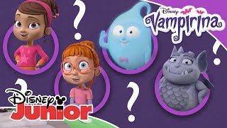 Vampirina | Hide and Shriek Game! | Disney Junior UK