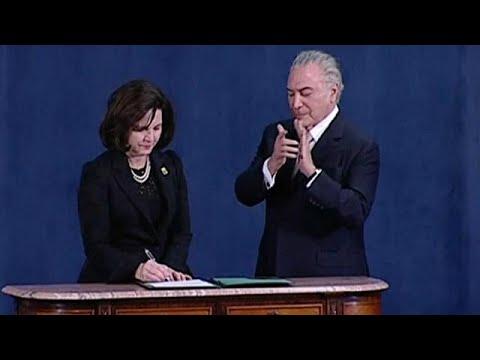 Raquel Dodge toma posse como Procuradora Geral da República