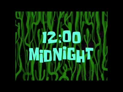 All timecards in Spongebob! FREE DOWNLOAD!!! HD   YouTube