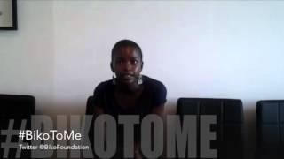 #BikoToMe: Ms Zokwanda Rasmeni