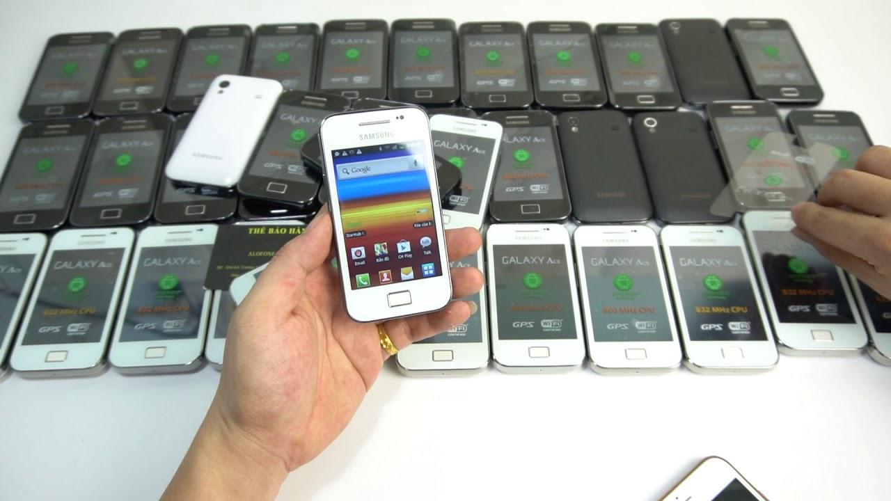 HOT HOT HOT :350k Điện thoại Sam Sung ACE ( 5830 ) giá rẻ như mới 99%