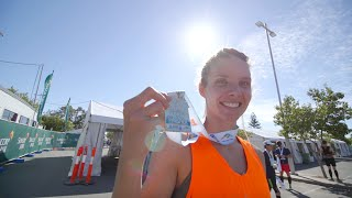 Running the 2015 Gold Coast Airport Marathon with Sophie