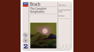 Bruch: Symphony No.2 in F minor, Op.36 - 1. Allegro passionato, ma un poco maestoso