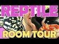 REPTILE ROOM TOUR! SEPTEMBER 2017 CORN SNAKES CARPET PYTHONS!