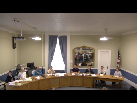 City of Plattsburgh, NY Meeting  7-13-17