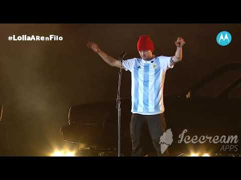Twenty One Pilots-Stressed Out at Lollapalooza Argentina 2019wacho