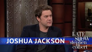 Joshua Jackson Owes His Career To Jon Stewart