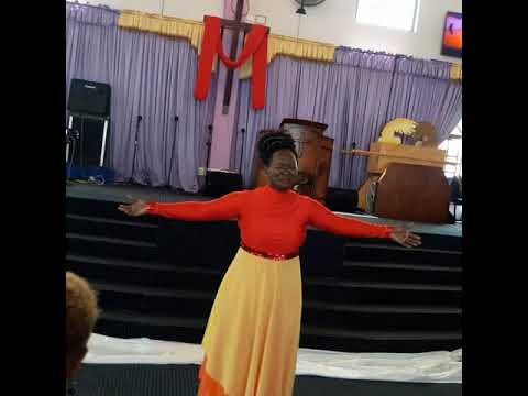 Spirit by Tasha Cobbs  ministered by Samantha Phillips of Issachar Arts Ministries