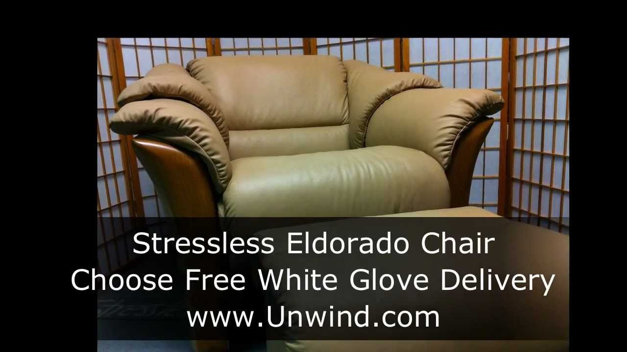 stressless eldorado chair choose free white glove. Black Bedroom Furniture Sets. Home Design Ideas