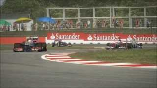 F1 Silverstone 2013 (British Grand Prix) Preview