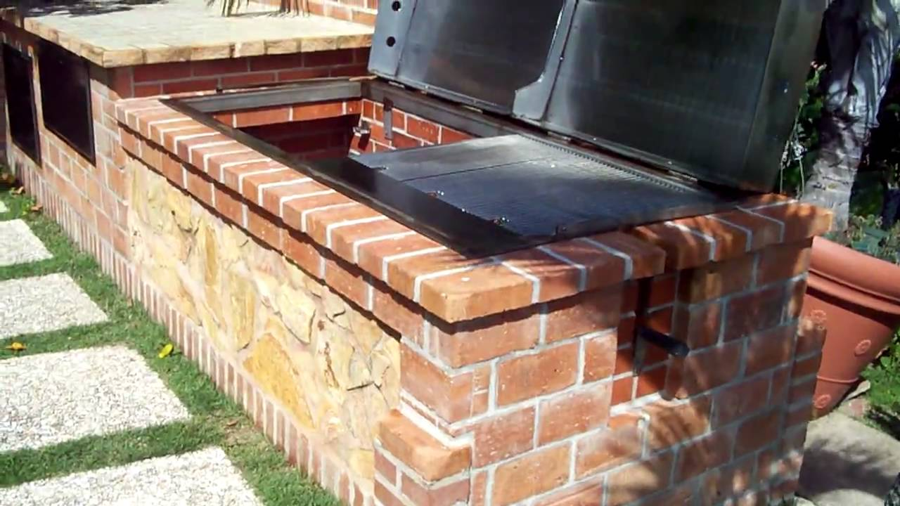 Image Result For Red Brick Fire Pit