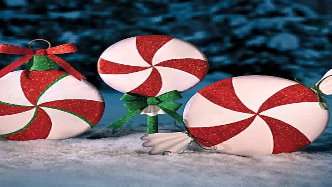 Diy Outdoor Christmas Decorations Cheap