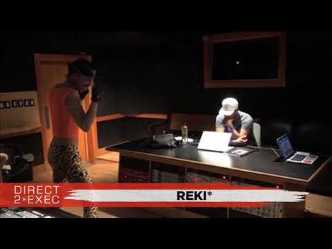Reki* Performs at Direct 2 Exec Los Angeles 12/5/17 - Atlantic Records