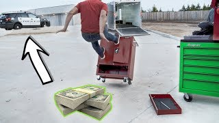 Here's my new $10,000 toolbox!