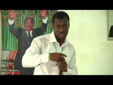 LIFE orientation Seminar - Douala 04/10