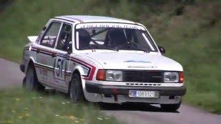 Historic Vltava Rallye 2016 | 51 | Jan Frei - Petr Šlegl