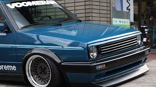 Golf 2 Voomeran - EuroMagic - Japan Style