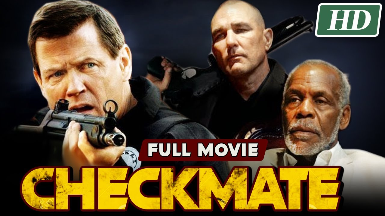 Checkmate Action Movie - IN HINDI - NEW HOLLYWOOD HINDI DUBBED ACTION MOVIES 2021 - Vinnie Jones