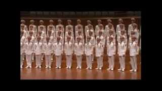 Грузинская песня Сулико поет китайский хор Suliko Georgian song(Уникальное видео ! Одну из любимых песен И. Сталина грузинскую