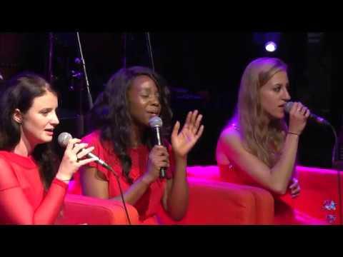 """IT ALL BELONGS TO YOU"" (cover) by Damita Haddon @ PE Live 2017, De Centrale, Gent, Belgium"