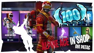 Live Fortnite [ROMANIA #70] Super hard Skin on the shop!!! Do level 100 till the end?!
