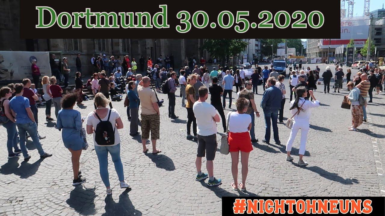 Corona Demo Dortmund