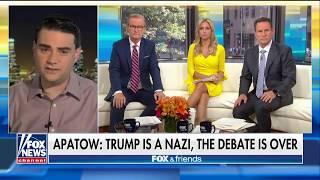 'Read a Damn Book': Shapiro Blasts the Latest 'Delusional' Trump-Nazi Comparison