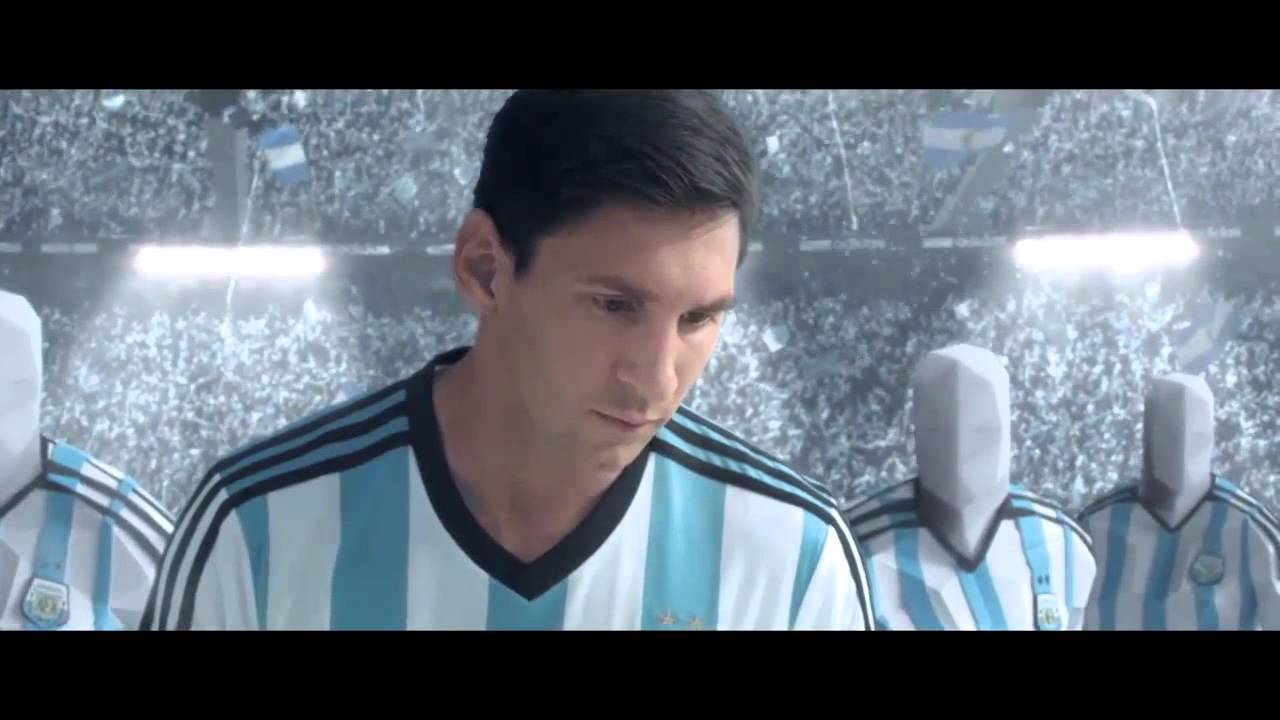 Messi Adidas Tv Commercial Ad Youtube