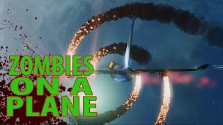 WHAT HAPPENED TO SNAKES?!?!? | Zombies On A Plane Gameplay