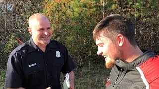 Mike The Cop & I Pull Over DO IT WITH DAN!!